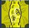 GCPP-gilthead-Piece Yellow Thin Convex KNOT.png