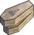 Furniture-Wooden coffin-5.png