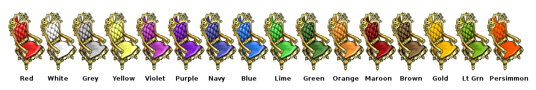 Colors Furniture Gilded Chair.png
