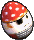 Furniture-Fishheadred egg.png