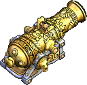 Furniture-Gilded large cannon.png