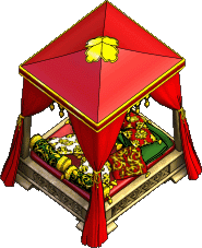 Furniture-Exotic canopy bed-4.png