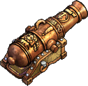 Furniture-Bronze large cannon.png
