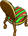 Furniture-Striped chair-3.png