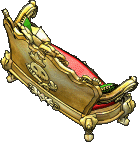 Furniture-Gilded sofa-4.png