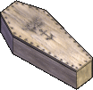 Furniture-Wooden coffin-4.png