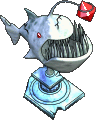 Furniture-Anglerfish statue.png