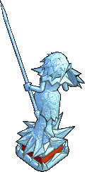 Furniture-Ice warrior statue.png