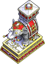 Furniture-Elephant statue.png