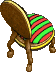 Furniture-Striped chair-7.png