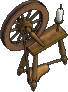 Furniture-Spinning wheel-3.png