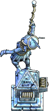 Furniture-Atlantean priestess statue-5.png