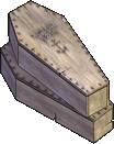 Furniture-Wooden coffin-6.png