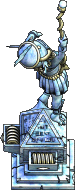 Furniture-Atlantean priestess statue-7.png
