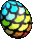 Furniture-Kevinstar's rainbow fishscale egg.png