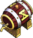 Furniture-Decennium rum barrel.png