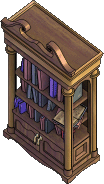 Furniture-Fancy bookcase-4.png