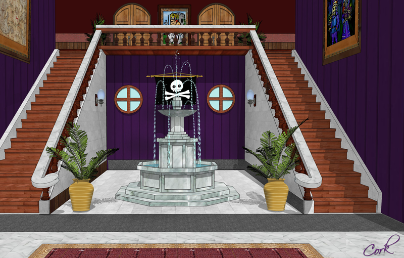 Foyer Entrance Hall Crossword Clue : Puzzle pirates forums view thread limited edition