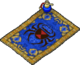 Royal carpet (Widow Queen)
